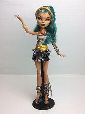 Monster High Nefera De Nile Doll Sister Of Cleo De Nile Mattel