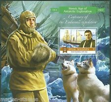 MALDIVES 2015 CENTENNIAL OF THE  ENDURANCE EXPEDITION  ERNEST SHACKLETON S/S NH