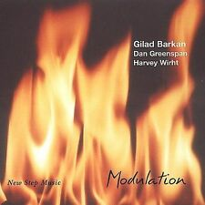 Modulation by Gilad Barkan (CD, Jan-2004, Artist One Stop / AOS)NEW SEALED