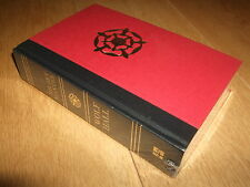 HILARY MANTEL-WOLF HALL-SIGNED-SPECIAL LTD EDITION-M-STILL SEALED-HB-V RARE