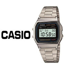 CASIO☆Japan-Standard Men's Watch A158WA-1JF