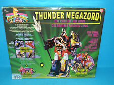 POWER RANGERS MIGHTY MORPHIN  MMPR THUNDER MEGAZORD BOXED 396