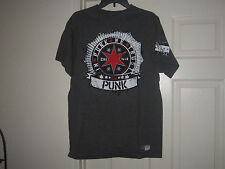 VINTAGE WWF WWE CM PUNK T SHIRT IN PUNK WE TRUST WRESTLING UFC TEE LARGE