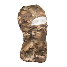 MIlitary Army Tactical Airsoft Lightweight One Hole Balaclava Mask MTP Multicam