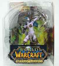 NEW WORLD OF WARCRAFT ALATHENA MOONBREEZE NIGHT ELF 7 INCH FIGURES KID TOY