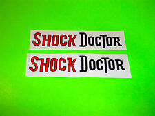 SHOCK DOCTOR MOUTHGUARDS CUPS TAPE COMPRESSION WRAPS INSOLES MOTOCROSS STICKERS