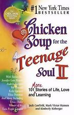 Chicken Soup for the Teenage Soul II : 101 More Stories of Life, Love and...