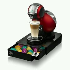 Official Dolce Gusto Coffee Pod Draw Black Brand New Free p+p Holds about 32Pods