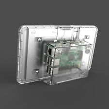 Raspberry Pi touchscreen - Premium clear  case
