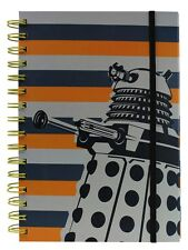 DOCTOR WHO DALEK A5 NOTEBOOK BRAND NEW GREAT GIFT SCHOOL OFFICE
