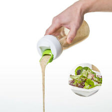 Salad Dressing Mixer Bottle ( 500 ml or 2 Cup Capacity) Salad Dressing Shaker