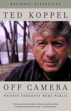 Off Camera: Private Thoughts Made Public, Ted Koppel, Good Book