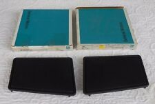 NOS 85-92 GTA Trans Am Firebird OPTIONAL cloth dash speaker grills GM fits 82-92