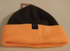 NEW Nike Two Tone Beanie Green /Orange 547765-373 Cap Running Skateboard Unisex