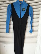 Aeroskin Polyolefin Lycra Dive Snorkel Body Suit Made In USA XS