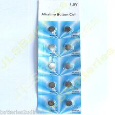 30 Alkaline Button Cell 1.5V Batteries AG12 386 LR43