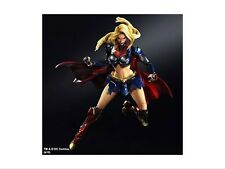 Square Enix Play Arts Kai DC Comics Variants Supergirl Action Figure