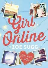 GIRL ONLINE - Zoe Sugg - NEW Paperback - FAST FREE TRACKED P & H in Australia