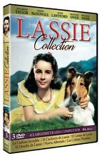 Lassie Come Home+Son of+Courage+Challenge to+The Sun Comes Up+Painted Hills DVD