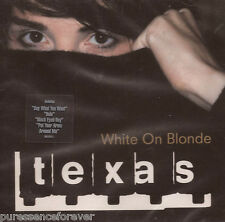 TEXAS - White On Blonde (UK 14 Track CD Album) (Sld)