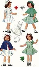 Vintage Doll Clothes Pattern 1894 for 16 inch Betsy McCall by American Character