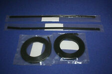 PORSCHE 965 964 TURBO SIDE SKIRT SEAL KIT OEM NEW