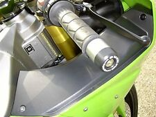 R&G BAR END SLIDERS KAWASAKI ER5,ER6,ZZR600 BE0001BK