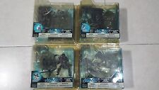 McFarlane Toys Alien vs Predator AVP Playsets Set of 4