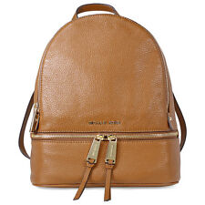 Michael Kors Rhea Small Leather Backpack - Luggage
