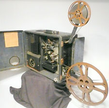 "16mm WWII * ""PROP"" PROJECTOR non-working for MOVIE ROOMS, display, PLAYS,1940's"
