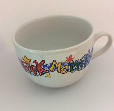 FTD Coffee Tea Mug Cup Soup Bowl Large Oversized Gift Teacher Candy Planter