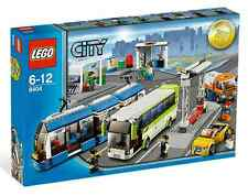 LEGO® City 8404 Große Bus- und Tramstation NEU_ Public Transport Station NEW