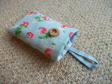 Handmade Cath Kidston Mini Strawberry iPhone 5 5S 5C SE Fabric Padded Case Cover