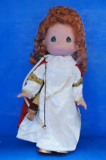 Brave Merida Disney Christmas Treasure Precious Moments Doll Signed 4842