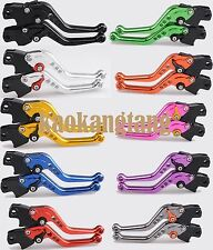 CNC Brake clutch levers for Yamaha YZF R6 2005-2015  R1 2004-2008