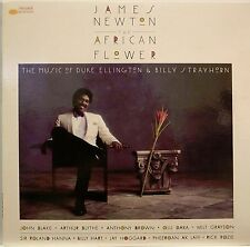 JAMES NEWTON / THE AFRICAN FLOWER / BLUE NOTE / TOSHIBA JAPAN