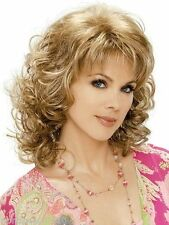 CHWJ814 new popular style short blonde mix Wig hair wigs for modern women