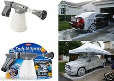 Carrand Suds-N-Spray Foaming Wash System Foam Gun Car Wash New Free Shipping USA