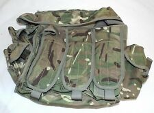 MTP CAMO AMMUNITION AMMO GRAB BAG WITH 6 OUTER POUCHES - British Army Issue