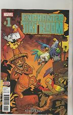 MARVEL COMICS ENCHANTED TIKI ROOM #1 DECEMBER 2016 1ST PRINT NM