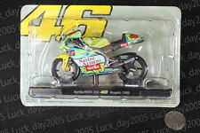 APRILIA RSW 250 #46 Rossi Mugello 1999 Motorcycle Racing Model 1/18