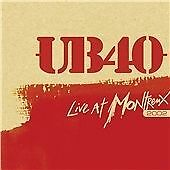 UB40 - Live at Montreux 2002 (CD+DVD)  NEW/SEALED  SPEEDYPOST