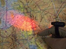 FlightLite Finger Light - Red | Great for Night Tactical Flying