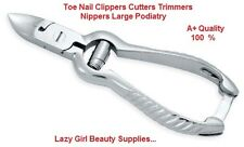 Power Toe Nail Clippers Cutters Trimmers Nippers Large Podiatry Instruments Tool
