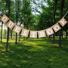 Wedding banner Bunting Sign Engagement Party Photo Prop Decoration