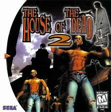 The House Of The Dead 2 - Dreamcast Game