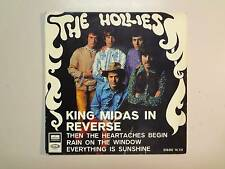 "HOLLIES:King Midas In Reverse + 3-Spain 7"" 1967 Odeon E.M.I. DSOE 16.731 EP PCV"