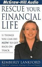 Rescue Your Financial Life by Kimberly Lankford - 3 Tapes