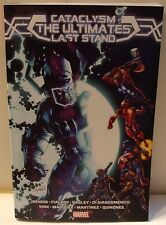 Marvel Cataclysm: The Ultimates' Last Stand PB Bendis Graphic Novel Comic Book