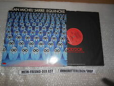 LP Pop Jean Michel Jarre - Equinoxe (8 Songs) POLYDOR USA - cut out -